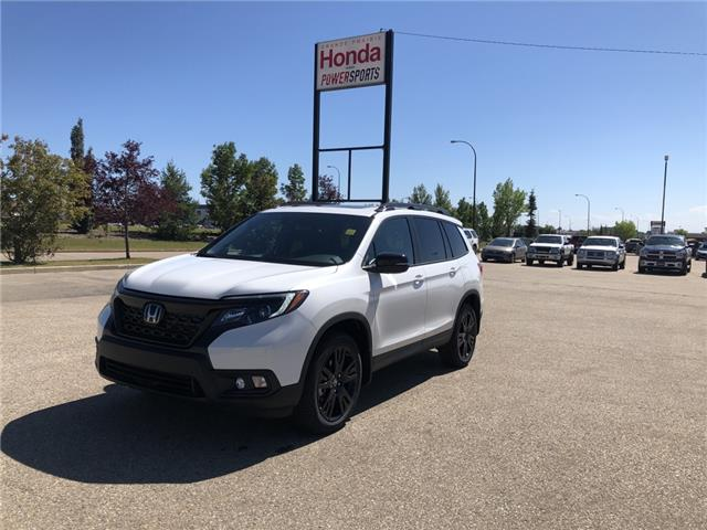 2020 Honda Passport Sport (Stk: 20-116) in Grande Prairie - Image 1 of 22