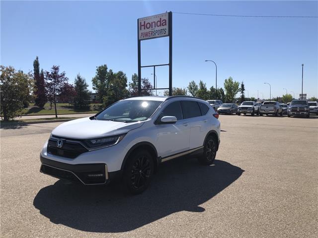 2020 Honda CR-V Black Edition (Stk: 20-083) in Grande Prairie - Image 1 of 24