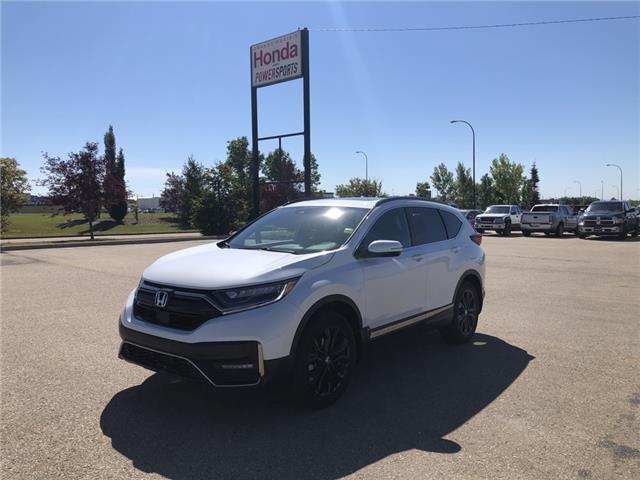 2020 Honda CR-V Black Edition (Stk: 20-084) in Grande Prairie - Image 1 of 20