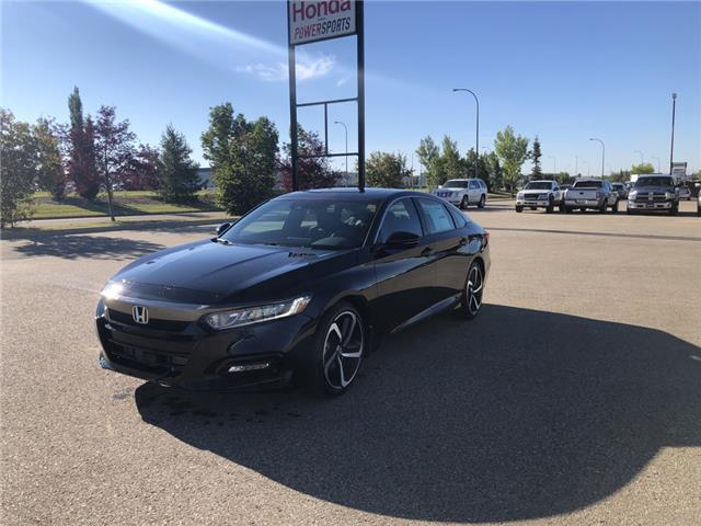 2020 Honda Accord Sport 1.5T (Stk: 20-085) in Grande Prairie - Image 1 of 22