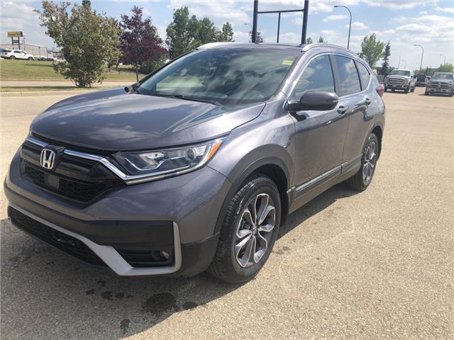 2020 Honda CR-V EX-L (Stk: 20-066) in Grande Prairie - Image 1 of 22