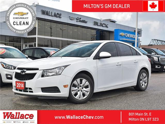 2014 Chevrolet Cruze LT | SUNROOF | PREMIUM SOUND | AUTO (Stk: 677918A) in Milton - Image 1 of 23