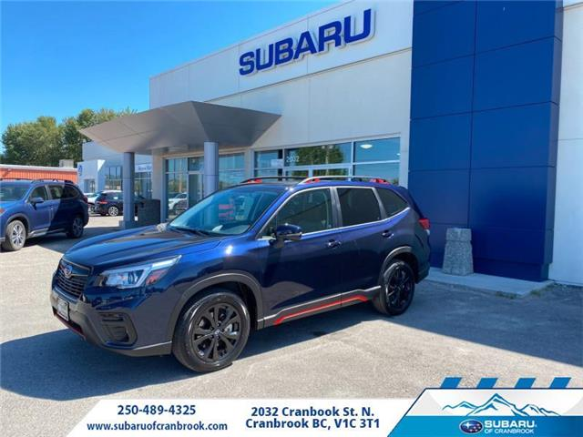 2020 Subaru Forester Sport (Stk: 517211) in Cranbrook - Image 1 of 23