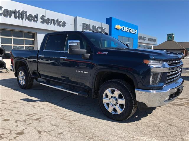 2020 Chevrolet Silverado 2500HD LTZ (Stk: TC2575) in Stratford - Image 1 of 1