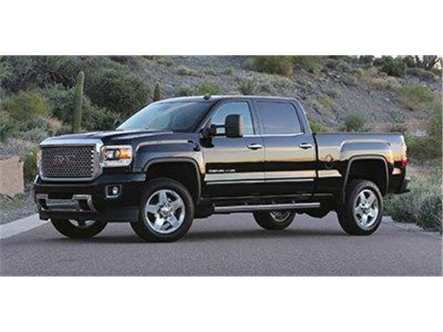 2018 GMC Sierra 2500HD Denali (Stk: 200728A) in Cambridge - Image 1 of 1