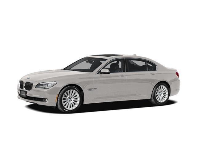 2012 BMW 750  (Stk: T718256A) in Oakville - Image 1 of 1