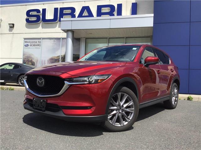 2019 Mazda CX-5 GT w/Turbo (Stk: S4378A) in Peterborough - Image 1 of 9