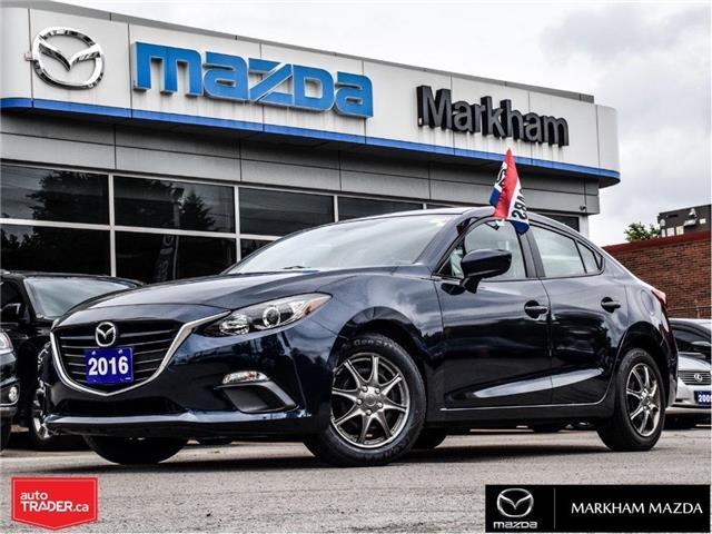 2016 Mazda Mazda3  (Stk: P1992) in Markham - Image 1 of 23
