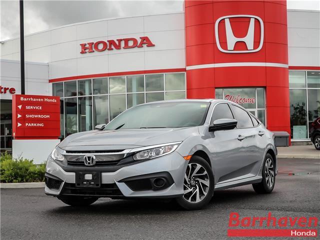 2017 Honda Civic EX (Stk: 3053A) in Ottawa - Image 1 of 26