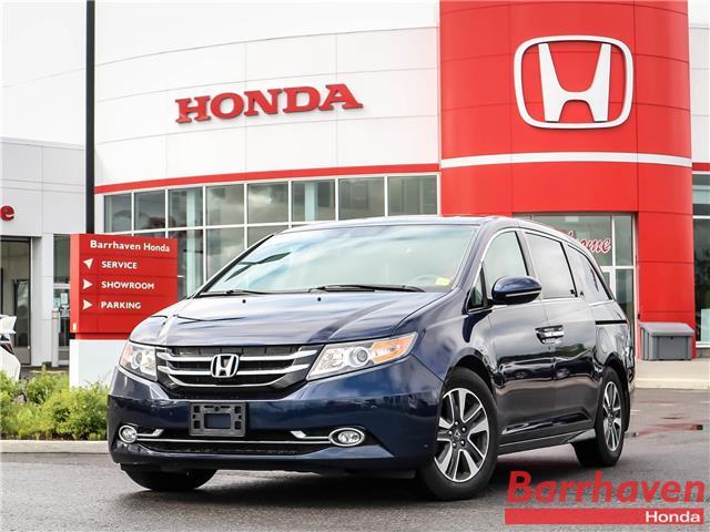2015 Honda Odyssey Touring (Stk: B0572) in Ottawa - Image 1 of 12