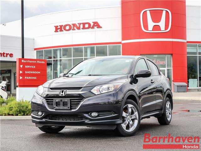 2017 Honda HR-V EX (Stk: B0633) in Ottawa - Image 1 of 12