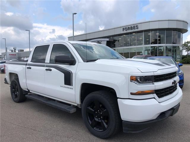 2018 Chevrolet Silverado 1500 Silverado Custom (Stk: 206299) in Waterloo - Image 1 of 26