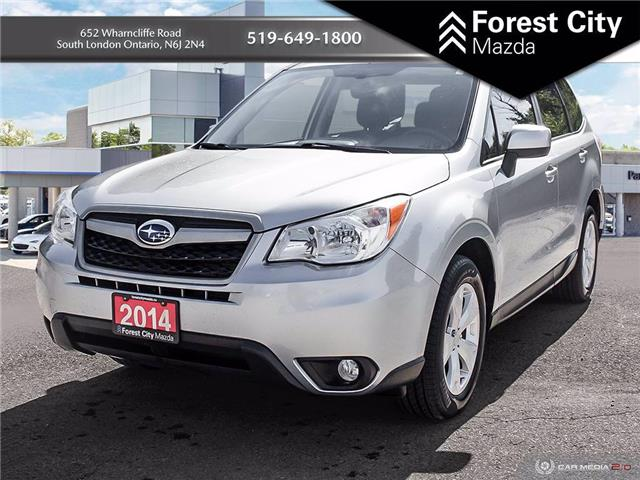 2014 Subaru Forester  (Stk: MW0132) in London - Image 1 of 16