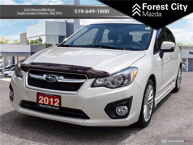 2012 Subaru Impreza 2.0i Limited Package (Stk: 20C50500A) in London - Image 1 of 17
