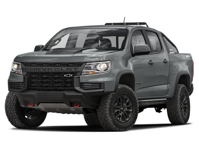 2021 Chevrolet Colorado WT (Stk: 135116) in London - Image 1 of 1