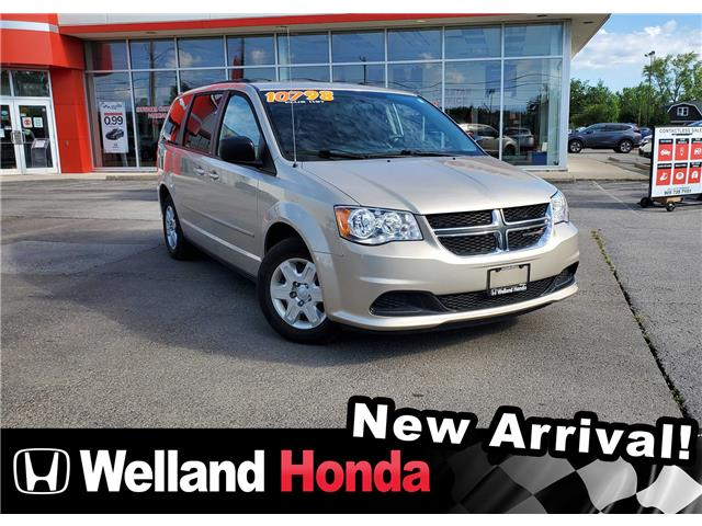 2012 Dodge Grand Caravan SE/SXT (Stk: U20025) in Welland - Image 1 of 1
