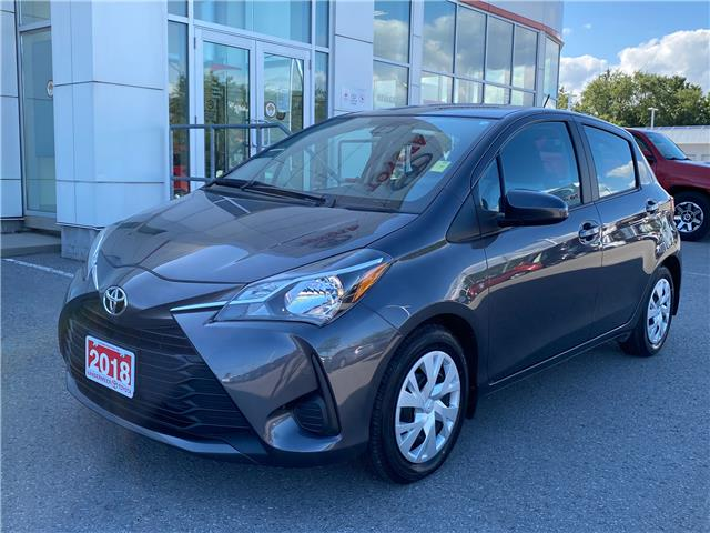 2018 Toyota Yaris LE (Stk: W5093A) in Cobourg - Image 1 of 24