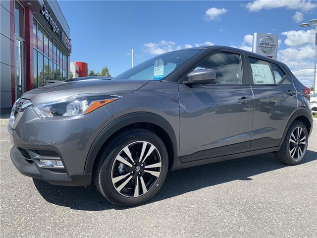2019 Nissan Kicks SV (Stk: KL526723) in Bowmanville - Image 1 of 25