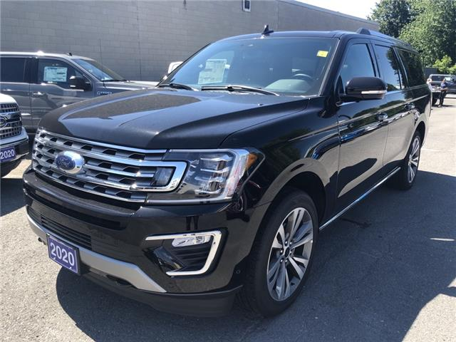 2020 Ford Expedition Max Limited (Stk: 20223) in Cornwall - Image 1 of 12