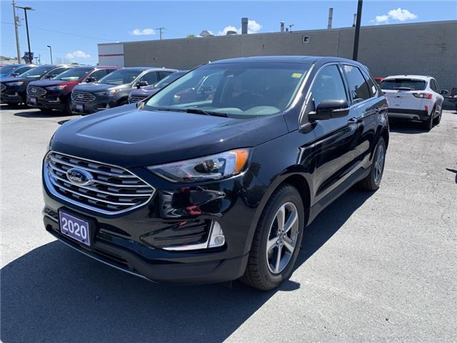 2020 Ford Edge SEL (Stk: 20234) in Cornwall - Image 1 of 12