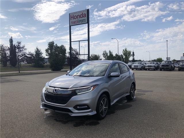 2020 Honda HR-V Touring (Stk: 20-027) in Grande Prairie - Image 1 of 23