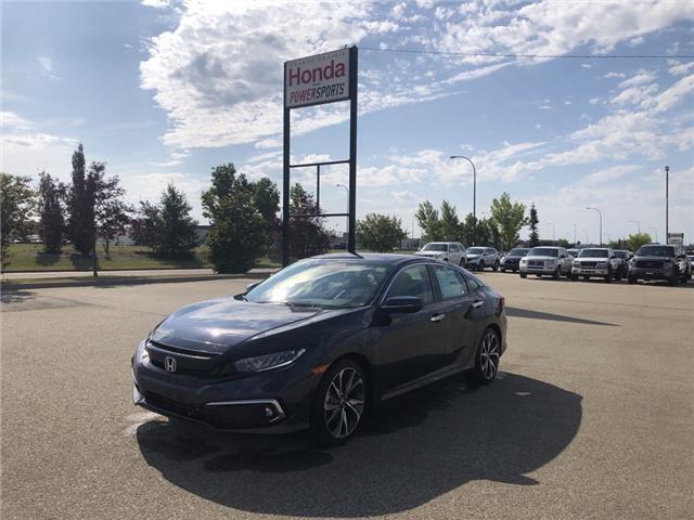 2020 Honda Civic Touring (Stk: 20-022) in Grande Prairie - Image 1 of 23