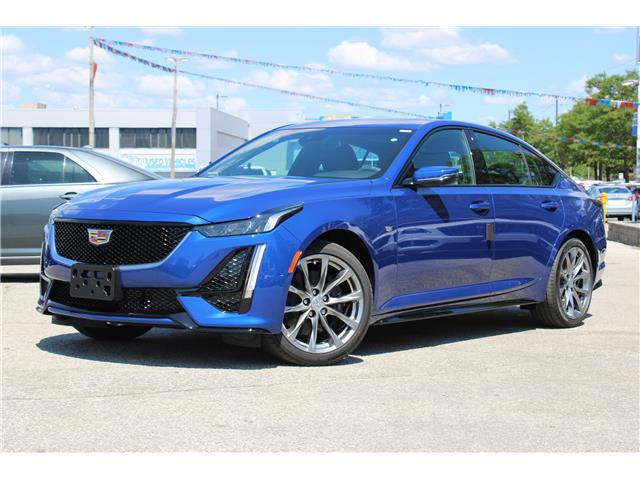 2020 Cadillac CT5 Sport (Stk: 3045666) in Toronto - Image 1 of 29