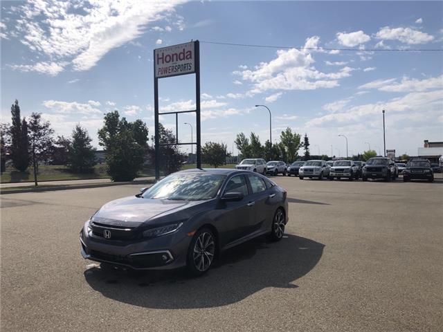 2020 Honda Civic Touring (Stk: 20-020) in Grande Prairie - Image 1 of 24