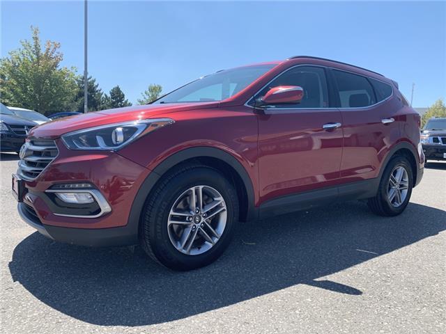 2017 Hyundai Santa Fe Sport 2.4 Premium 5XYZUDLB2HG413043 LC601128A in Bowmanville