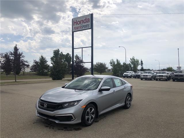 2020 Honda Civic LX (Stk: 20-023) in Grande Prairie - Image 1 of 23