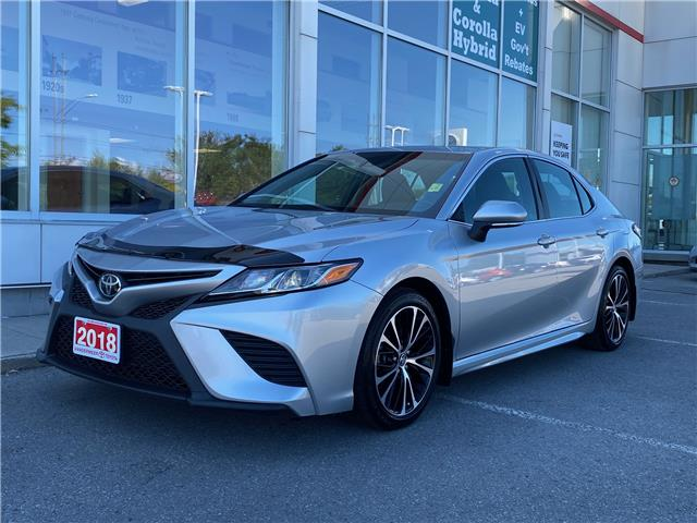 2018 Toyota Camry SE (Stk: CW103A) in Cobourg - Image 1 of 29