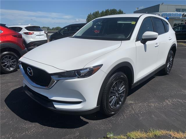 2020 Mazda CX-5 GX (Stk: 220-19) in Pembroke - Image 1 of 1