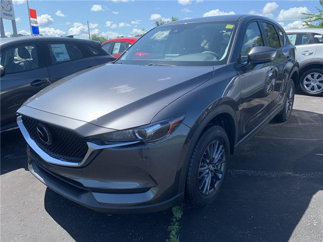 2020 Mazda CX-5 GS (Stk: 220-21) in Pembroke - Image 1 of 1