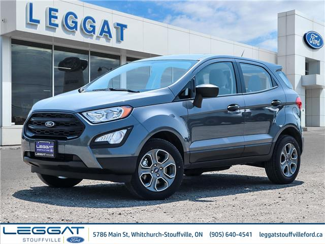 2019 Ford EcoSport S (Stk: 19-33-129) in Stouffville - Image 1 of 24