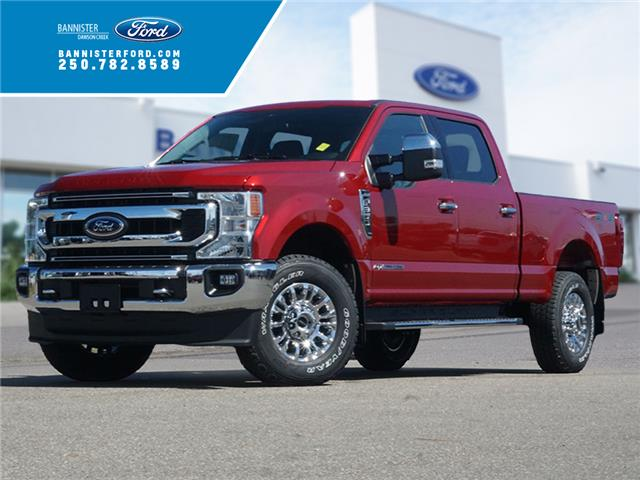 2020 Ford F-350 XLT (Stk: T202209) in Dawson Creek - Image 1 of 15