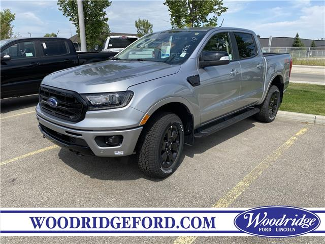 2020 Ford Ranger Lariat (Stk: L-983) in Calgary - Image 1 of 5