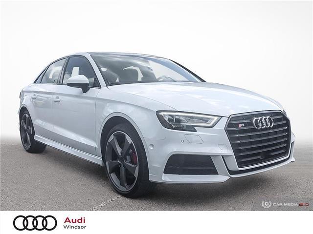 2020 Audi S3 2.0T Technik (Stk: 9979) in Windsor - Image 1 of 30