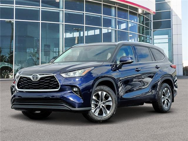 2020 Toyota Highlander XLE (Stk: 518098) in Brampton - Image 1 of 10