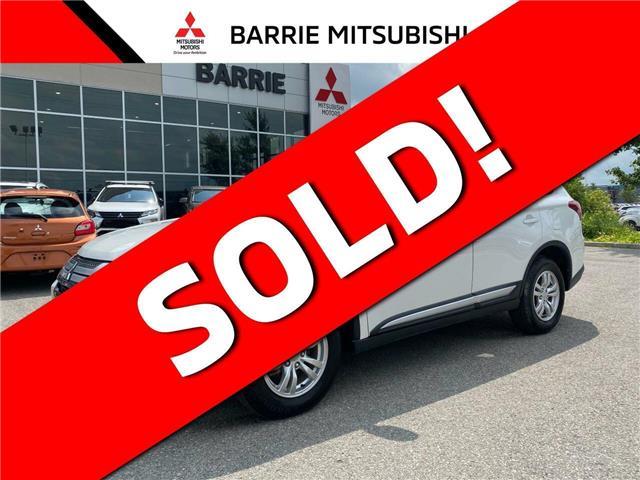 2019 Mitsubishi Outlander  (Stk: 00586) in Barrie - Image 1 of 27