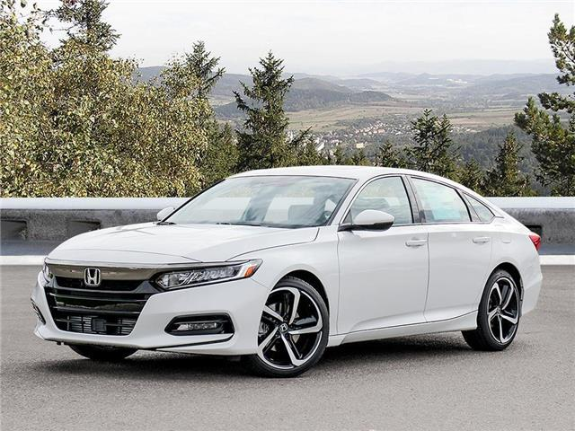 2020 Honda Accord Sport 1.5T (Stk: 20636) in Milton - Image 1 of 22