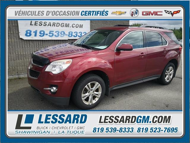 2012 Chevrolet Equinox 1LT (Stk: 20-109AS) in Shawinigan - Image 1 of 5