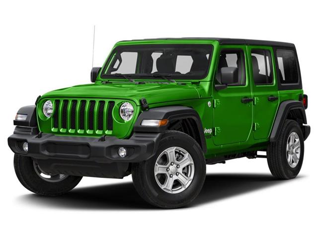 2020 Jeep Wrangler Unlimited Rubicon (Stk: L327113) in Abbotsford - Image 1 of 9