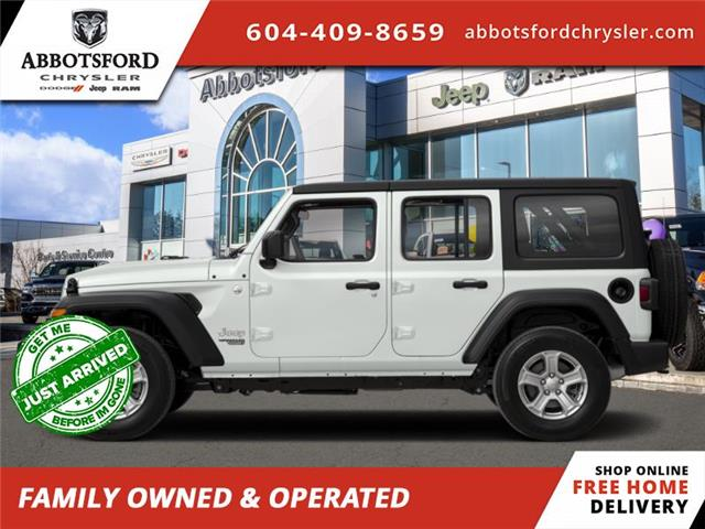 2020 Jeep Wrangler Unlimited Sahara (Stk: L319958) in Abbotsford - Image 1 of 1