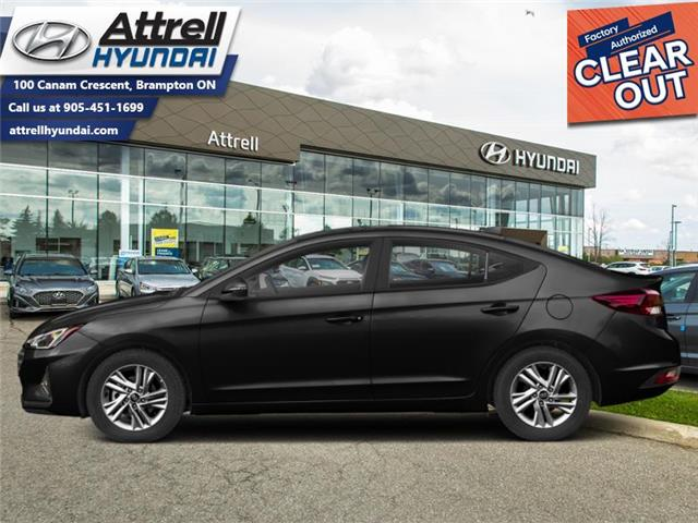 2020 Hyundai Elantra Preferred IVT (Stk: 36108) in Brampton - Image 1 of 1