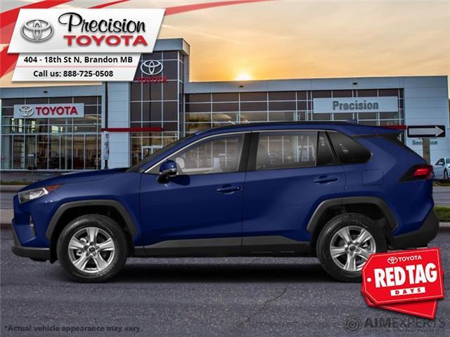 2020 Toyota RAV4 XLE AWD (Stk: 20350) in Brandon - Image 1 of 1