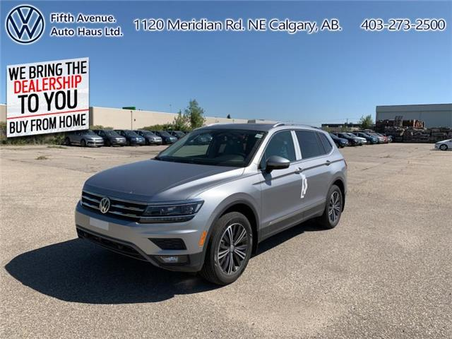 2020 Volkswagen Tiguan Highline (Stk: 20121) in Calgary - Image 1 of 30