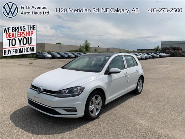 2020 Volkswagen Golf Highline (Stk: 20126) in Calgary - Image 1 of 25