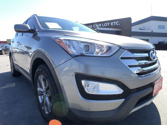 2014 Hyundai Santa Fe Sport 2.4 Base (Stk: 20225-1) in Sudbury - Image 1 of 23