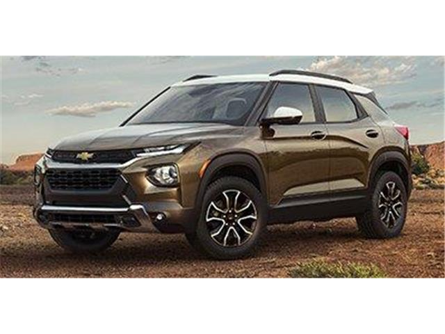 2021 Chevrolet TrailBlazer ACTIV (Stk: 210011) in Cambridge - Image 1 of 1