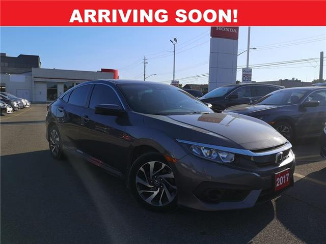 2017 Honda Civic EX (Stk: 10R376A) in Hamilton - Image 1 of 1
